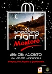 IV Edicion del Shopping   Night  de Montoro